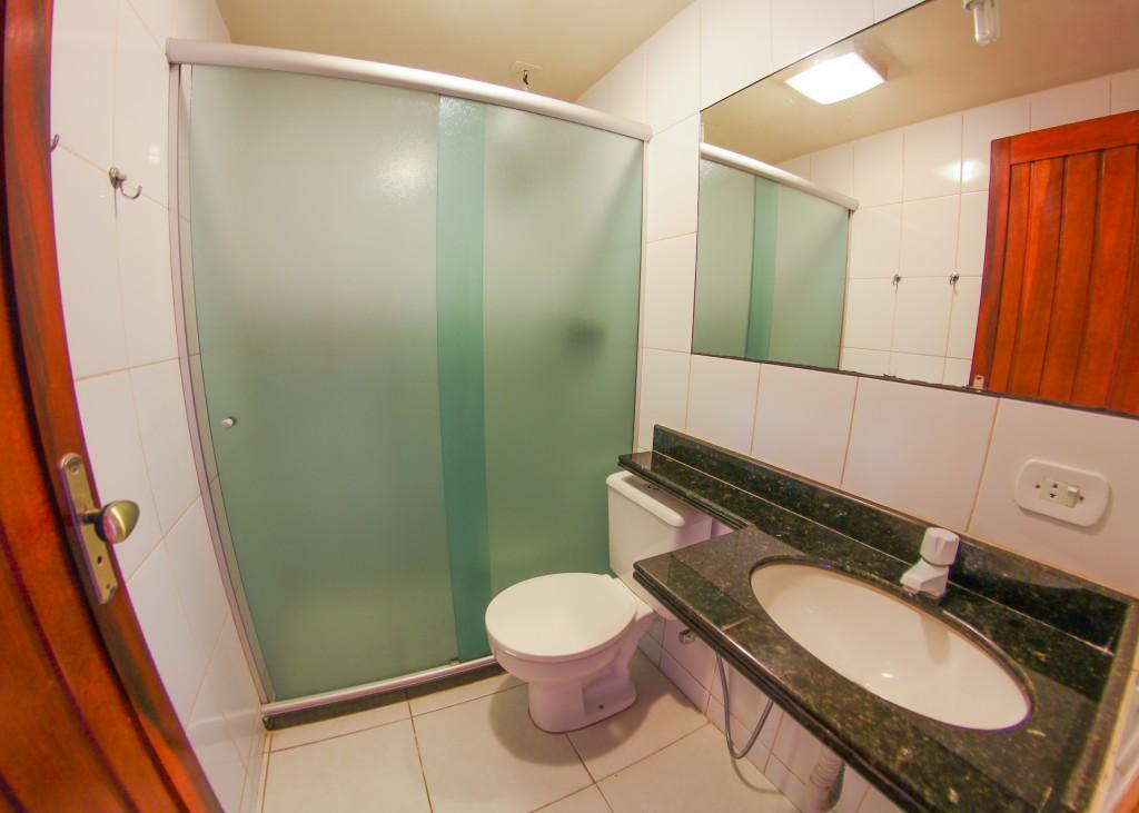 Apartamento Frente Mar Hotel La Plage ~ Quarto Solteiro Com Banheiro